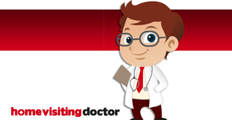 Home picture cartoon doctor.